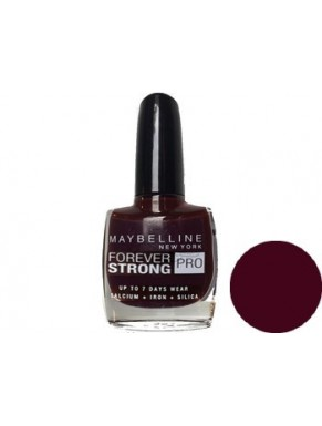 Vernis à ongles GEMEY MAYBELLINE Tenue & Strong 786