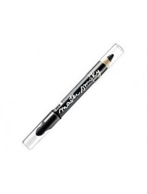 Crayon confort L'OREAL Color Riche Le Smoky BLACK VELOUR 201
