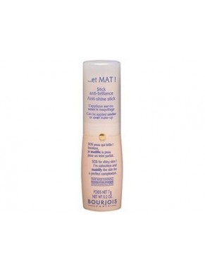 Stick anti-brillance BOURJOIS 41 MAT INCOLORE