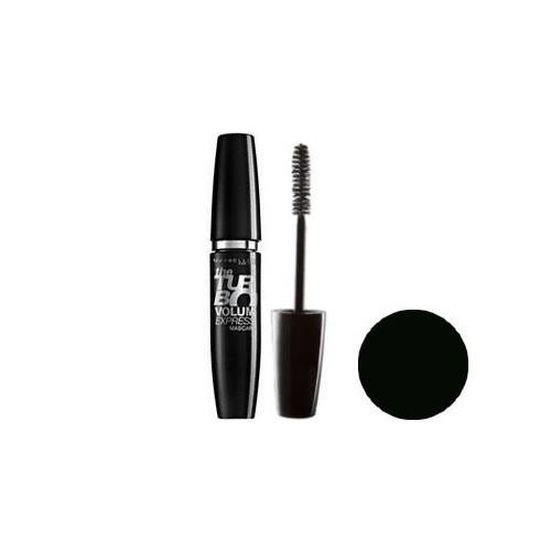 Mascara GEMEY MAYBELLINE Volume Express Colossal SMOKY EYES NOIR