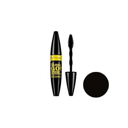 Mascara GEMEY MAYBELLINE The Colossal GO EXTREME NOIR