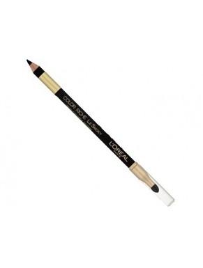 Crayon confort L'OREAL Color Riche Le Smoky BLACK VELOUR 201