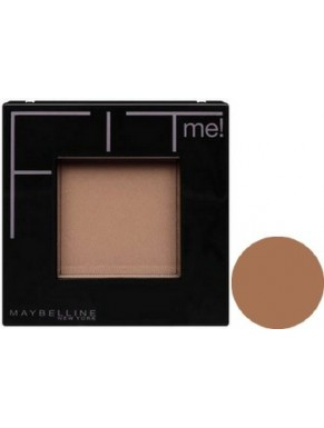Poudre compacte GEMEY MAYBELLINE Fit Me CACAO 360