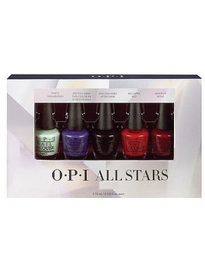Vernis à ongles OPI Kit x5 ALL STARS