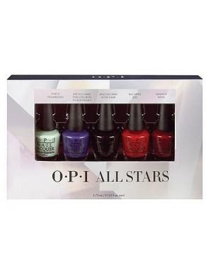 Vernis à ongles OPI Kit x5 ALL STARS