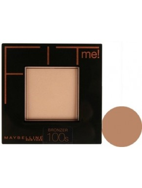 Poudre Bronzante GEMEY MAYBELLINE Fit Me BRONZER 100S