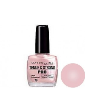 Vernis à ongles GEMEY MAYBELLINE Tenue & Strong
