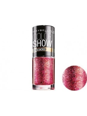 Vernis à ongles GEMEY MAYBELLINE COLORSHOW ROSY ROSETTES 224