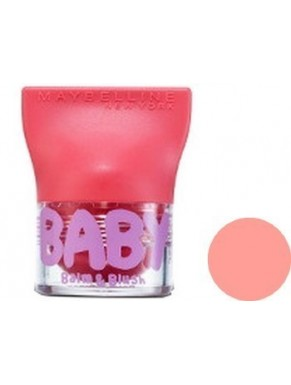 Baume & Blush GEMEY MAYBELLINE Baby Lips BLOOMING RUBY N°05