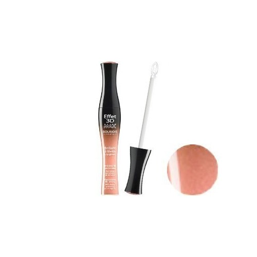 Brillant à lèvres BOURJOIS Effet 3D Max ultra confort BEIGE SUNNY 67