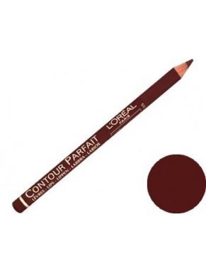 Crayon contour des lèvres L'OREAL Contour Parfait BRUN SIERRA 631