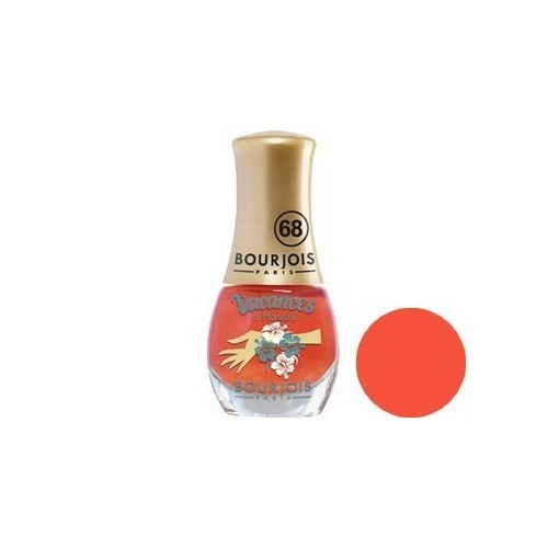 Vernis à ongles mini BOURJOIS Vacances à Hawaii N°68