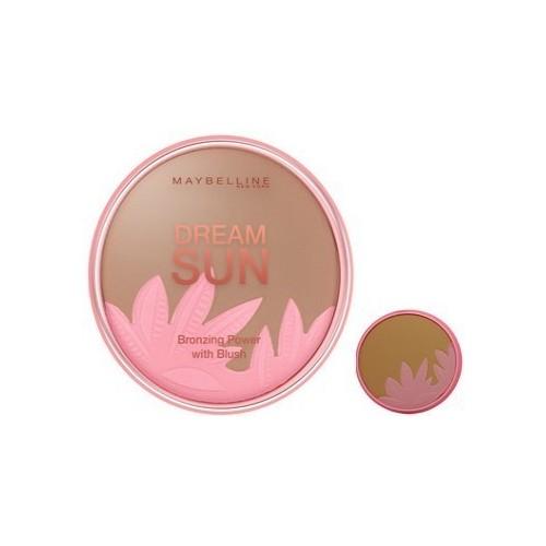 Poudre compacte bronzante MAYBELLINE Dream Sun BRONZED PARADISE 08