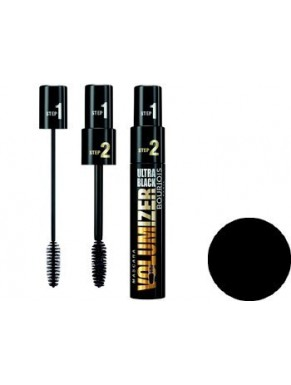 Mascara BOURJOIS Volumizer transformable ULTRA BLACK