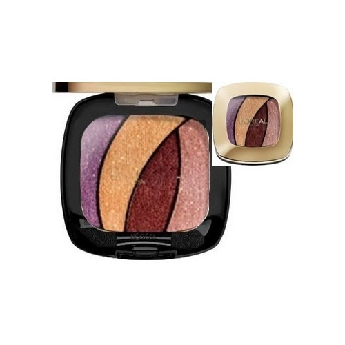 Fard à paupières L'OREAL Color Riche Shoking BORDEAUX IMPERIAL S5