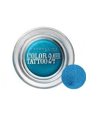 Fard à paupières MAYBELLINE Color Tatoo TURQUOISE F 20