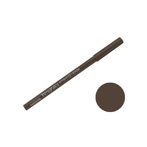 Crayon yeux BOURJOIS Khôl et Contour 16h Minéral BRUN ÉCORCE