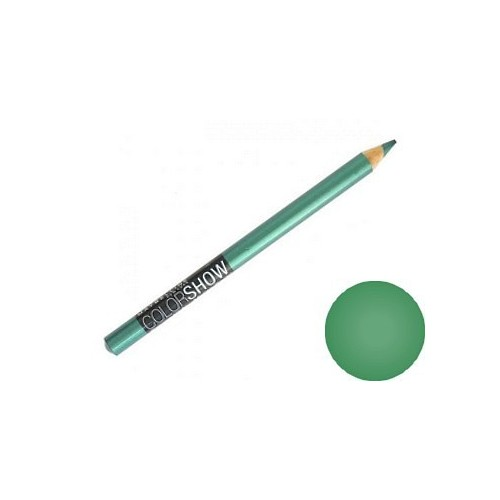 Liner Crayon GEMEY MAYBELLINE Khôl Colorshow EDGY EMERALD 300