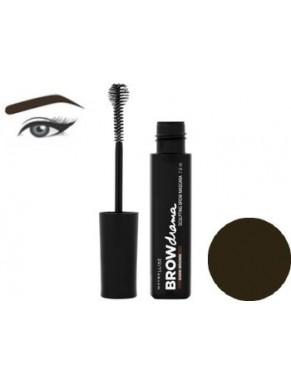 Mascara sourcils L'OREAL Brow Drama DARK BROWN