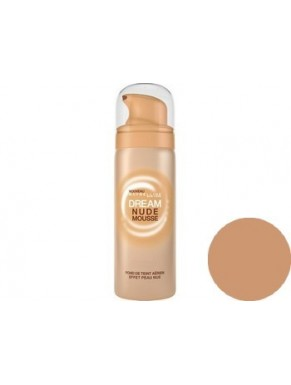 Fond de teint GEMEY MAYBELLINE Dream Nude Mousse