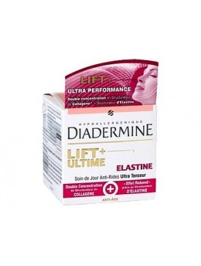 Soin de Jour Anti Rides DIADERMINE Lift+ Ultime Elastine 50ml