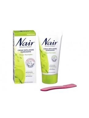 Creme Depilatoire NAIR Hydratante Peaux normales 150ml
