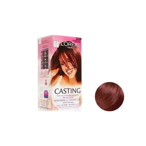 Coloration L'OREAL Casting Ton Sur Ton AMBRE MARRON N°30