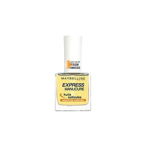Vernis soin GEMEY MAYBELLINE Express manucure HUILE CUTICULES